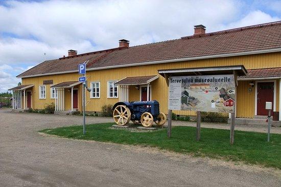 Sallan sota- ja jälleenrakennusajan museo
