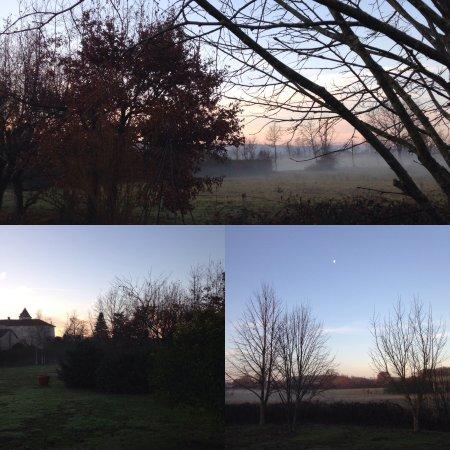 Castelsagrat, France: Hiver