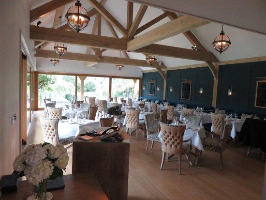 The Priory Hotel: WAREHAM, THE PRIORY, la salle de restaurant