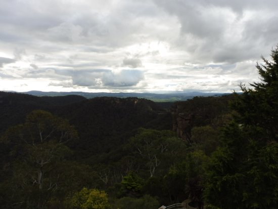 Mount York Lookout