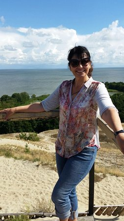 Morskoye, Rusia: Озеро Лебедь
