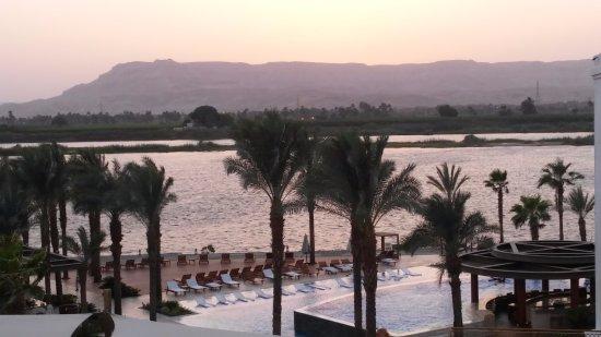 Hilton Luxor Resort & Spa: Paisaje inolvidable