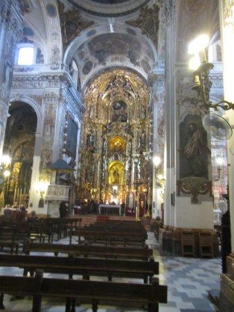 Iglesia de la Magdalena: Eglise de la Magdalena