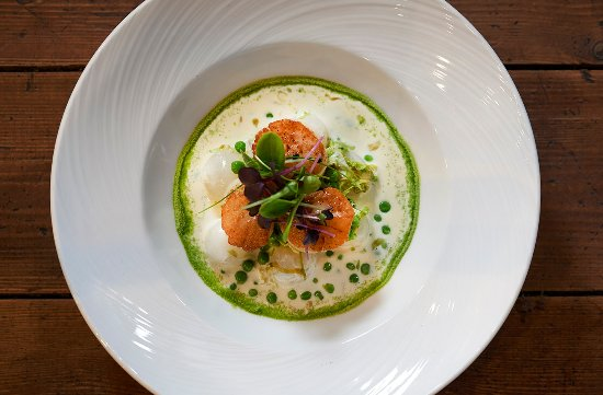 Edenbridge, UK : An example of our delicious seasonal dishes