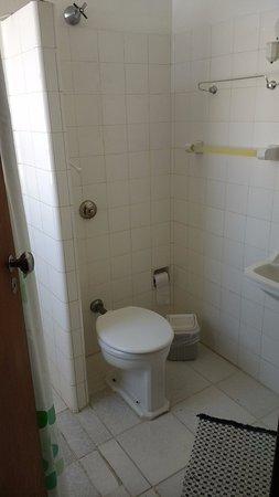 Libero Hotel: Banheiro quarto
