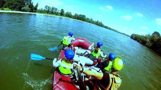Piemonte Rafting