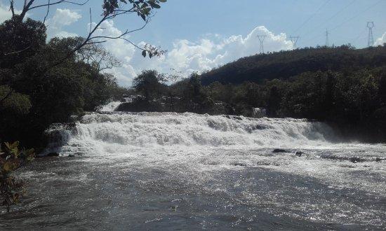 Cachoeira da Fumaça em Jaciara (MT)