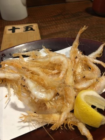 Blow torched white fish? Yummy!!!