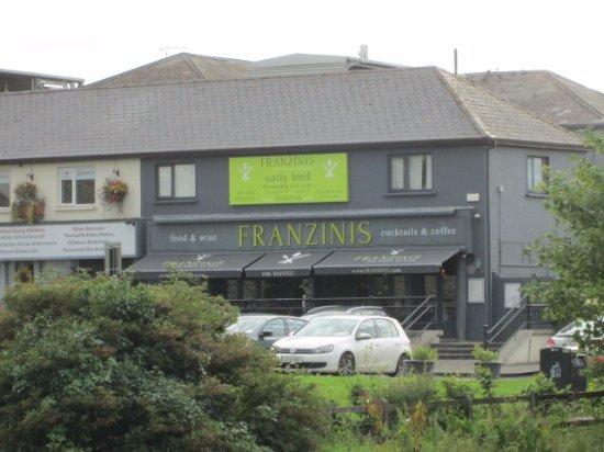 FRANZINIS: Franzini's exterior