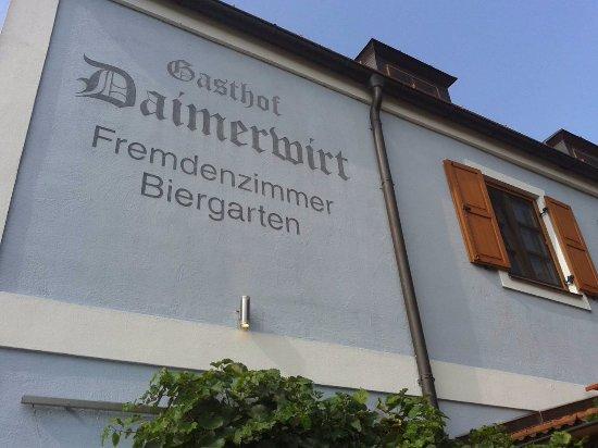 Moosinning, Germany: Esterno