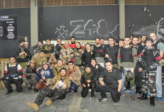 Zer048 Airsoft Club