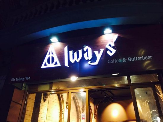 I Ll Take The Lot Review Of Always Cafe Hanoi Vietnam Tripadvisor