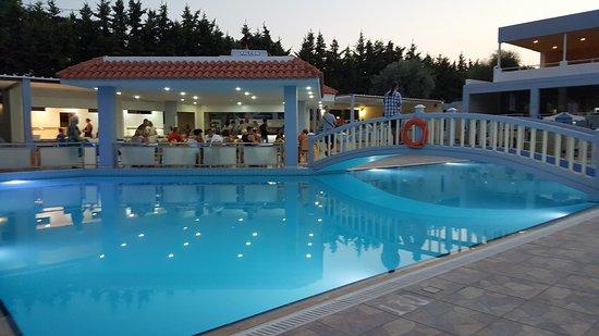 Rhodos Colymbia,Hotel Memphis Beach. - YouTube