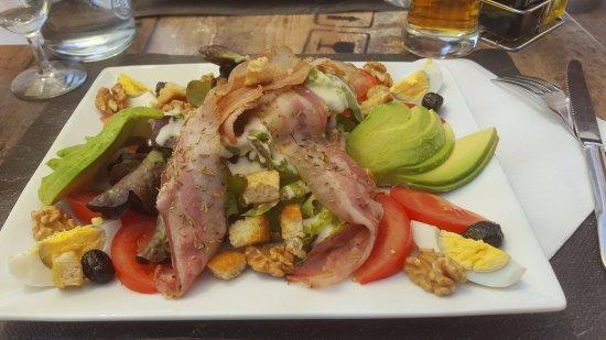 Salade Evisa
