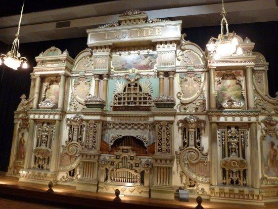 Museum Speelklok: Another Belgian dance organ