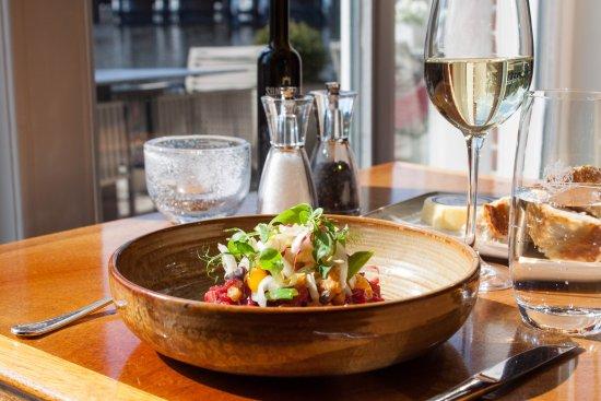 Amstel Brasserie: Food