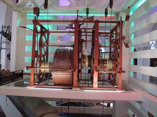 Museum Speelklok: A carillon mechanism