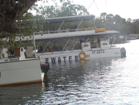 Shearwater Victoria Falls - Day Trips: sunset boart cruise