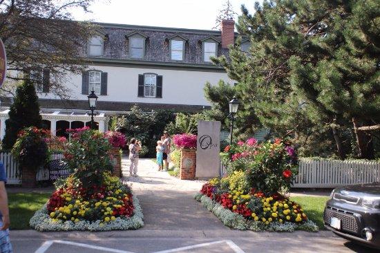 Oban Inn, Spa and Restaurant: The entrance