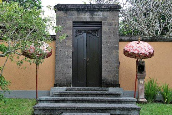 The Chedi Club Tanah Gajah, Ubud, Bali – a GHM hotel: L'entrée vers le bonheur