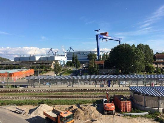 Picture of dock inn hostel warnemunde for Warnemunde das resort