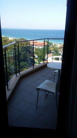 Astera Hotel & Spa: widok na morze- 6.piętro