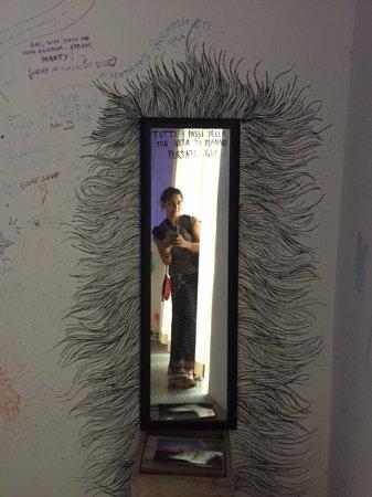 Immagine Allo Specchio.Io Allo Specchio Nello Spazio Reinventato Da Paolo