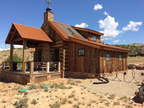 "Canyon of the Ancients Guest Ranch: ""Our little farm on the priarie"""
