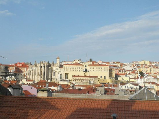 Lisboa Tejo: View from the 5th floor