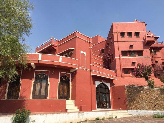Castle Jhoomar Baori: Hotel Jhoomar Baori
