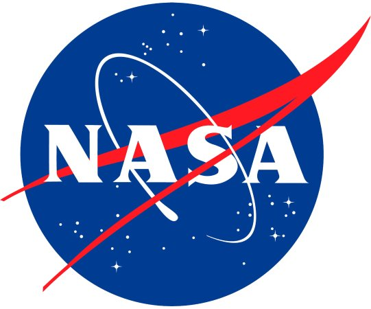 Wallops Island, VA: The NASA LOGO
