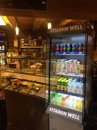 Enkoping, Suécia: Inside Hamnmagasinen