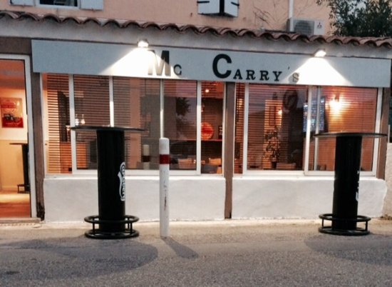 Carry-le-Rouet, France: Mc Carry's Pub