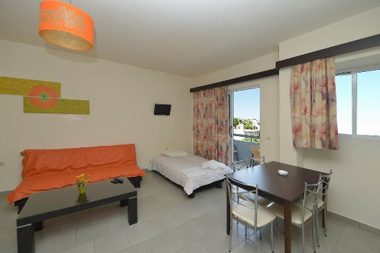 Window View - Picture of Ialysos City Hotel, Rhodes - Tripadvisor