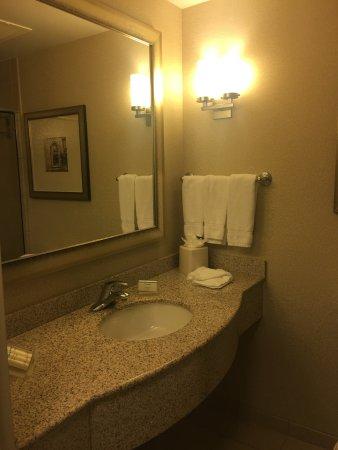 hilton garden inn miami airport west toilet - Hilton Garden Inn Miami Airport West
