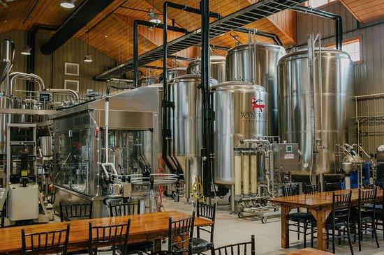 Dallastown, เพนซิลเวเนีย: Dine in the Brewery