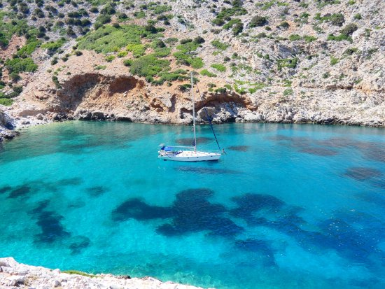 Blue Water Sailing Greece