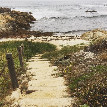 Asilomar State Beach: playa