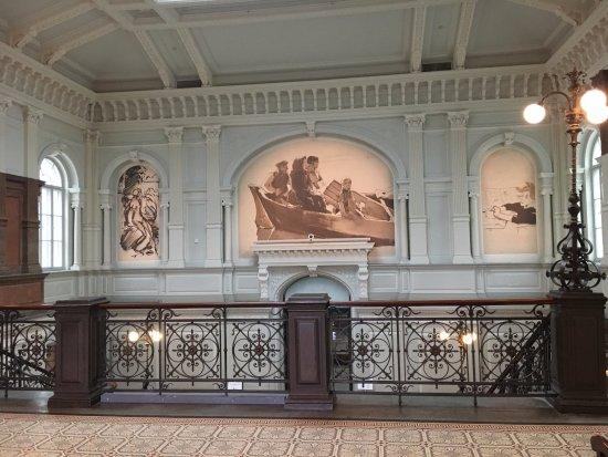 Ateneum Art Museum: 美術館内