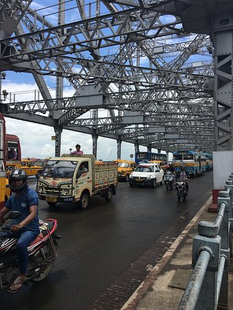 Howrah Bridge Foto