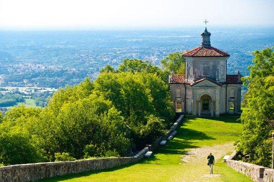 Lombardie, Italie : Sacro Monte di Varese, Lombardia