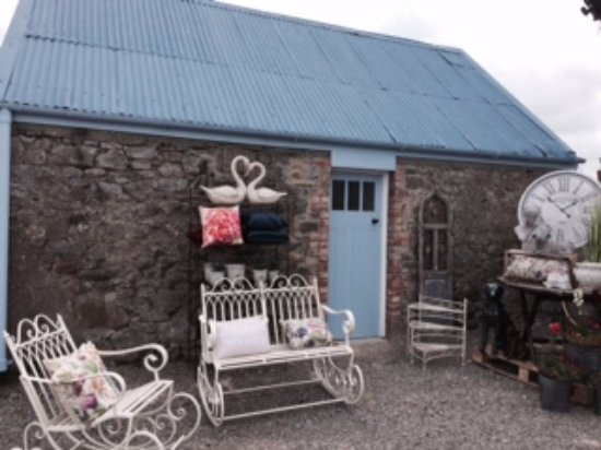 Duleek, Irlandia: Our Gift/Interiors store at the gate house