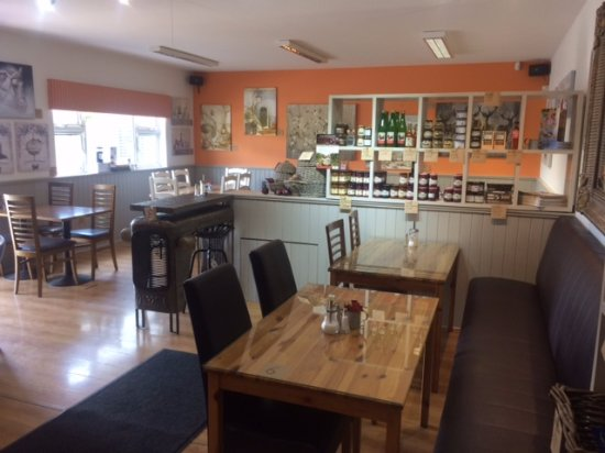 Duleek, Irlandia: Inside our Cafe