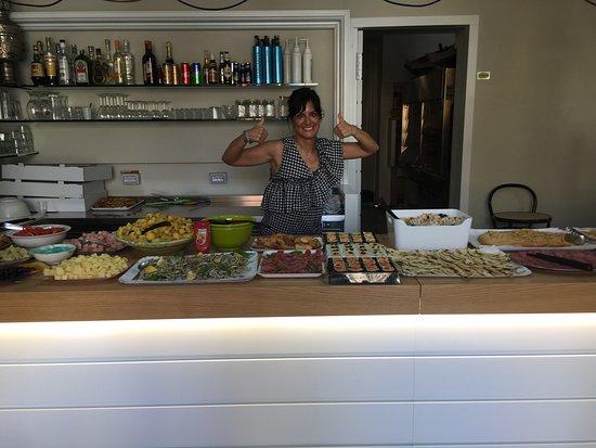 Residence Margherita: Il Fantastico Buffet