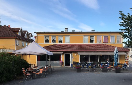 Oppland, Noruega: Cafe Efesos