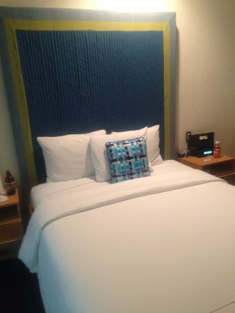The Hotel of South Beach: Hotel room