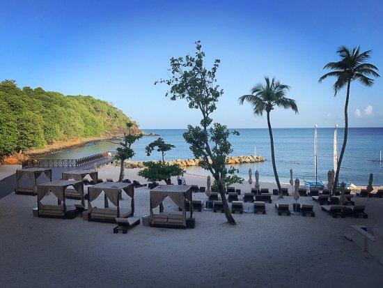 Cap Estate, Sta. Lucía: Royalton Saint Lucia Rooms and Views