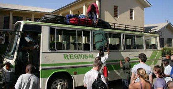 Trasporto in autobus