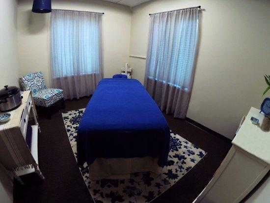 Milton, VT: Massage Therapy Room