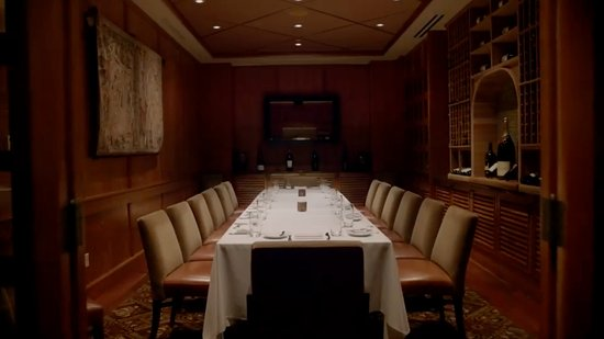 New Buffalo, MI: Private Dinning at Copper Rock Steakhouse